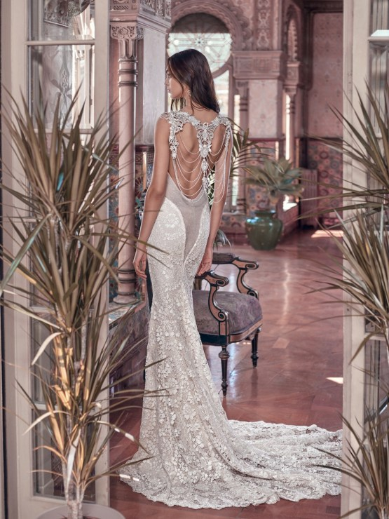Rayne back Galia Lahav Wedding Dress Collection 2018 22
