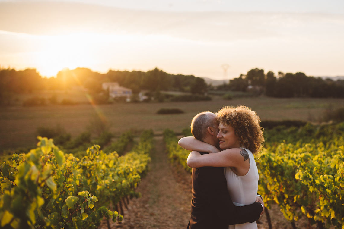 Relaxed and Simple Wedding in France by Time of Joy Photography 24