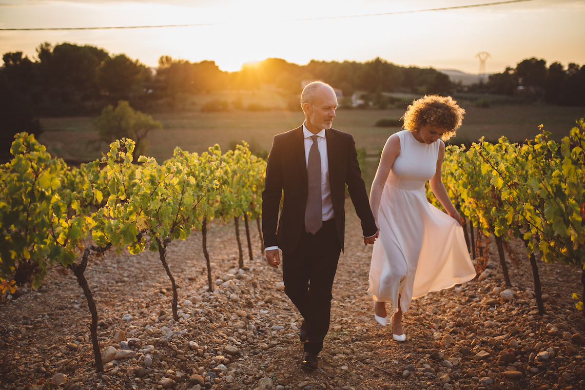 Relaxed and Simple Wedding in France by Time of Joy Photography 26