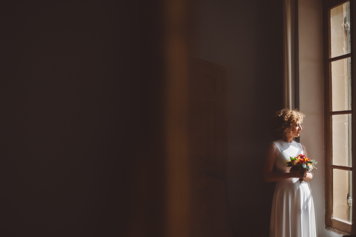 Relaxed and Simple Wedding in France by Time of Joy Photography 8