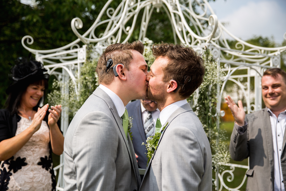 Sweet Same Sex Wedding in England by Becky Bailey Photography 45