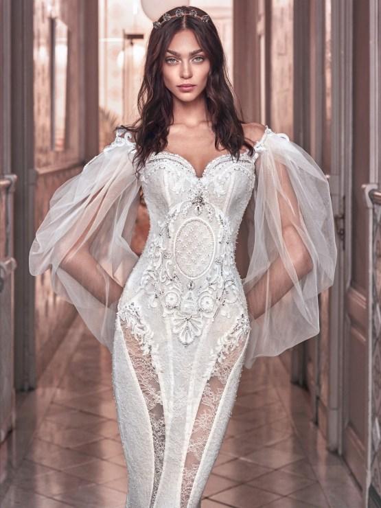 Thelma Galia Lahav Wedding Dress Collection 2018 30