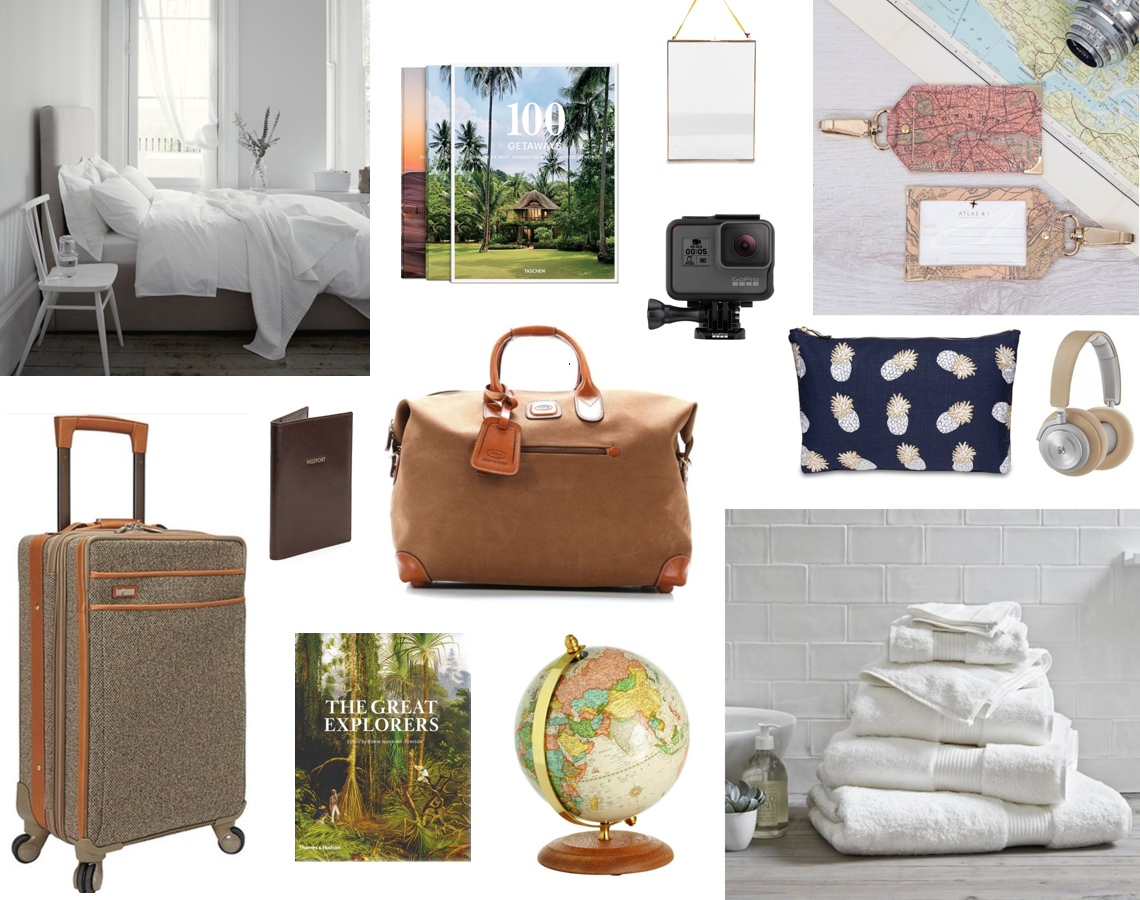 Travel Lover Wedding Registry