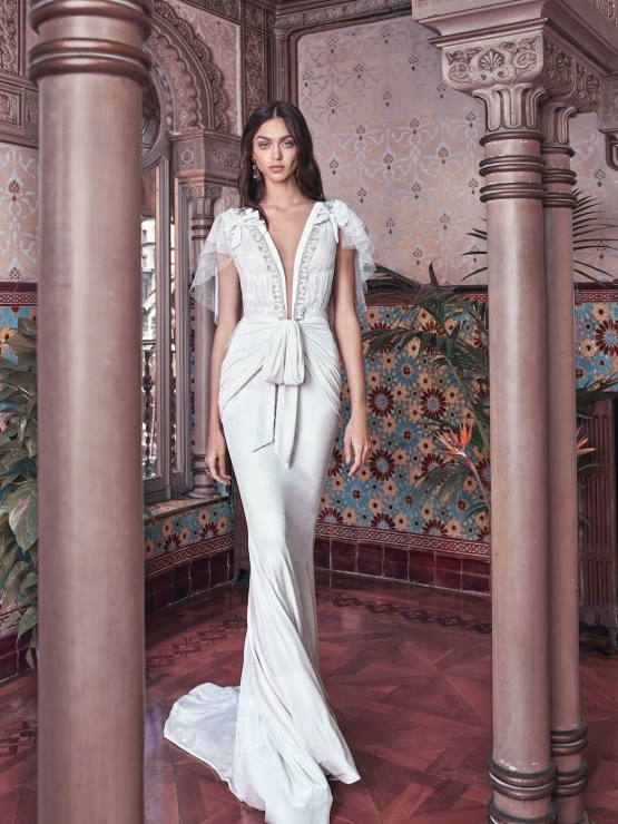 Velvet Galia Lahav Wedding Dress Collection 2018 32