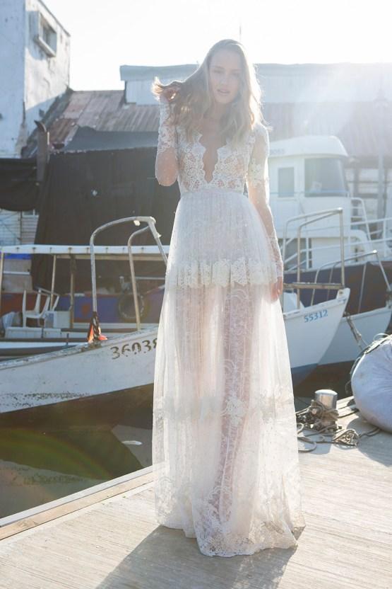 Alon Livne Wedding Dress Collection 25