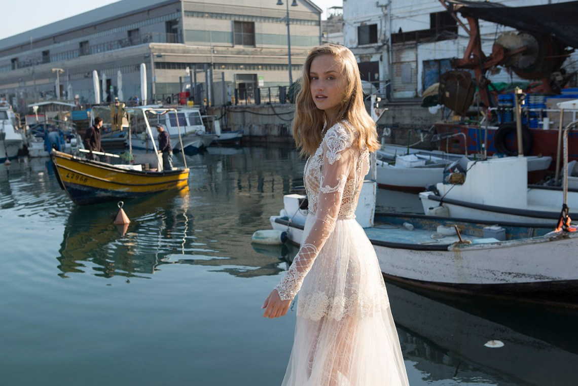 Alon Livne Wedding Dress Collection 9