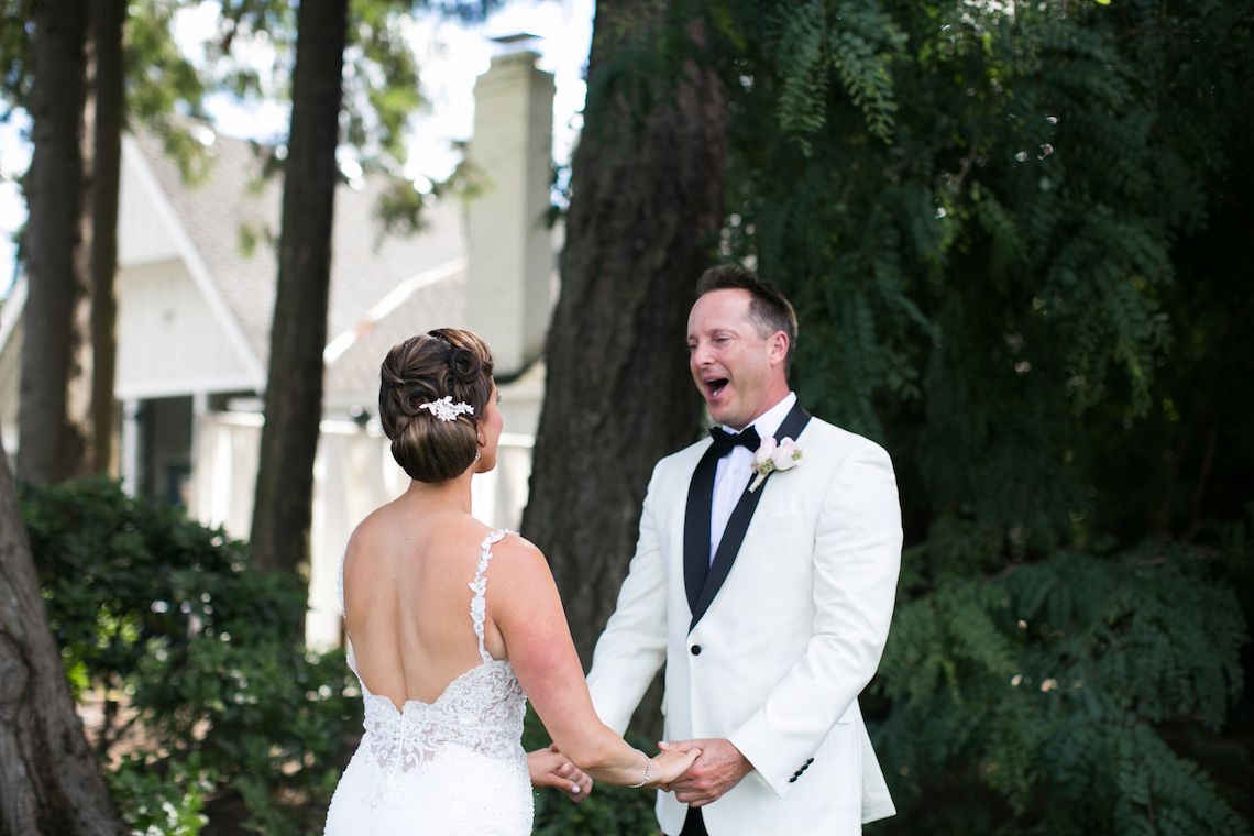 Beautiful Lakehouse Wedding by Jamie Rae Photo 35