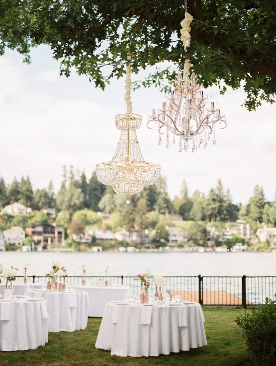 Beautiful Lakehouse Wedding by Jamie Rae Photo 57
