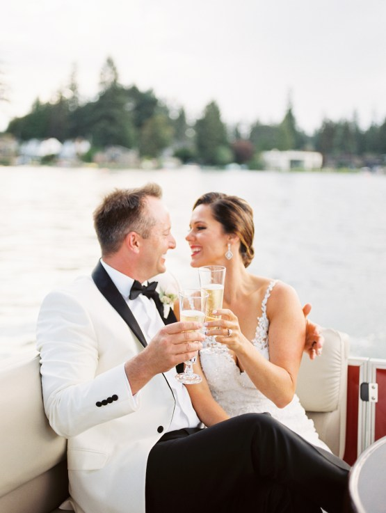 Beautiful Lakehouse Wedding by Jamie Rae Photo 62
