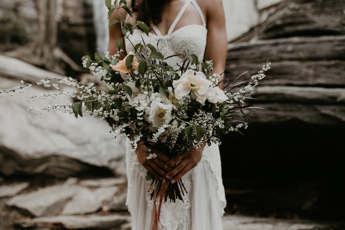 Boho Wedding Inspiration by Trek and Bloom Photography Co. 41