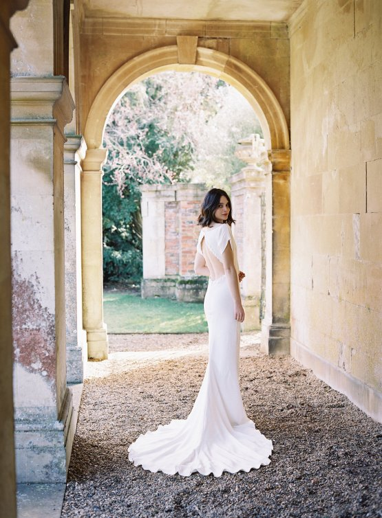Cherry Williams London Wedding Dress Collection | Taylor and Porter Photography 24