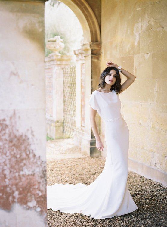 Cherry Williams London Wedding Dress Collection | Taylor and Porter Photography 26