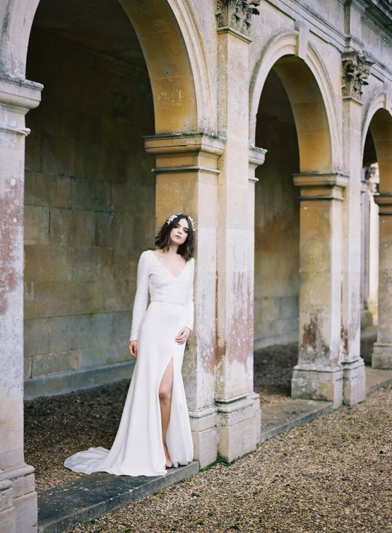 Cherry Williams London Wedding Dress Collection | Taylor and Porter Photography 29