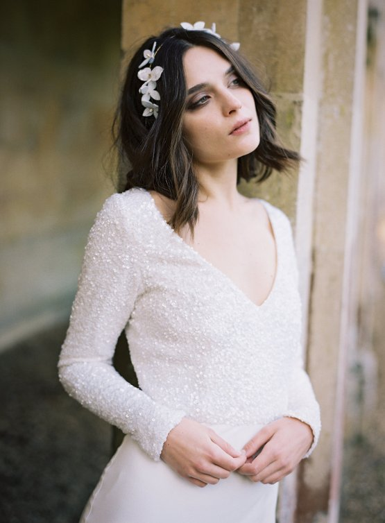 Cherry Williams London Wedding Dress Collection | Taylor and Porter Photography 30
