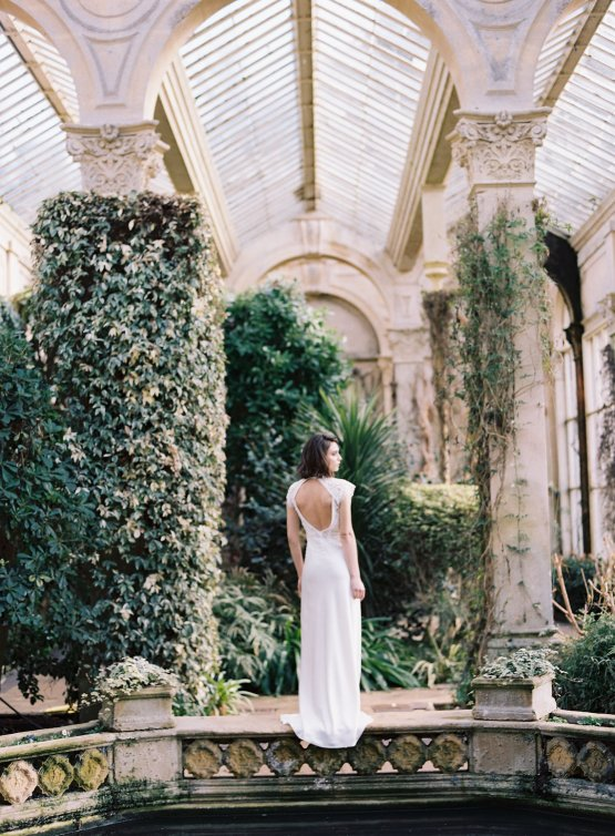 Cherry Williams London Wedding Dress Collection | Taylor and Porter Photography 49