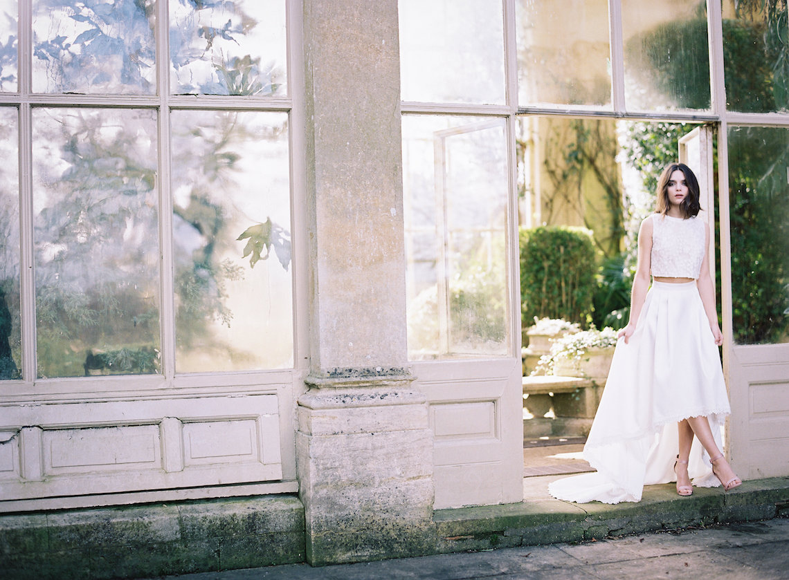 Cherry Williams London Wedding Dress Collection | Taylor and Porter Photography 60