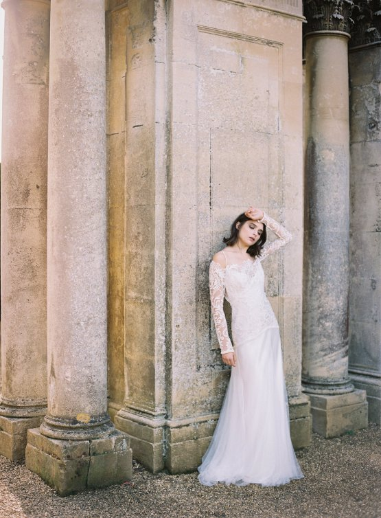 Cherry Williams London Wedding Dress Collection | Taylor and Porter Photography 68