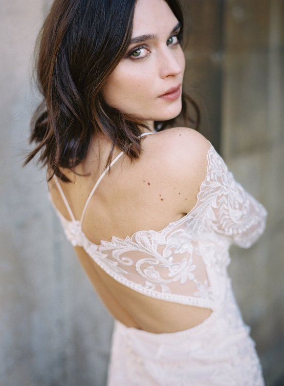 Cherry Williams London Wedding Dress Collection | Taylor and Porter Photography 70