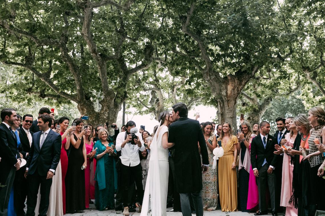 Cool Spanish Wedding by Sara Lobla and La Puta Suegra 49