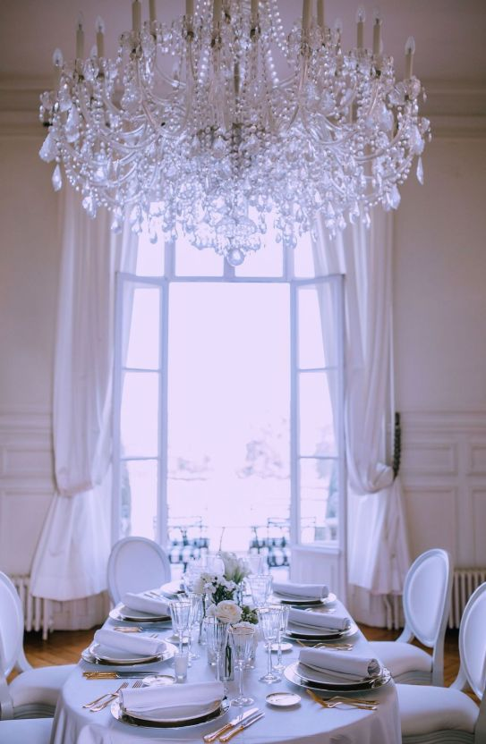 Glamorous French Wedding by Alisabeth Von Presley and Fete in France 46