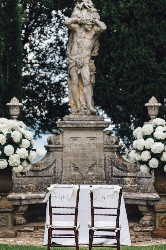 Luxurious Destination Wedding in Tuscany by Stefano Santucci 11