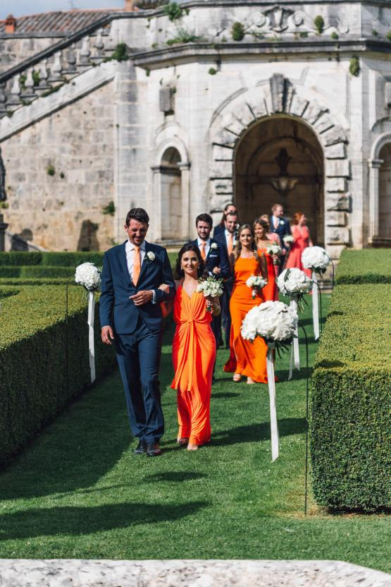 Luxurious Destination Wedding in Tuscany by Stefano Santucci 15