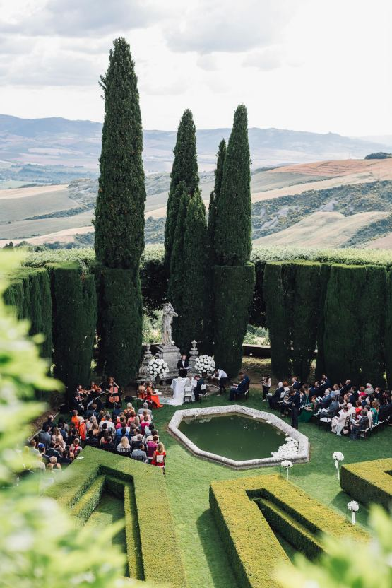 Luxurious Destination Wedding in Tuscany by Stefano Santucci 19