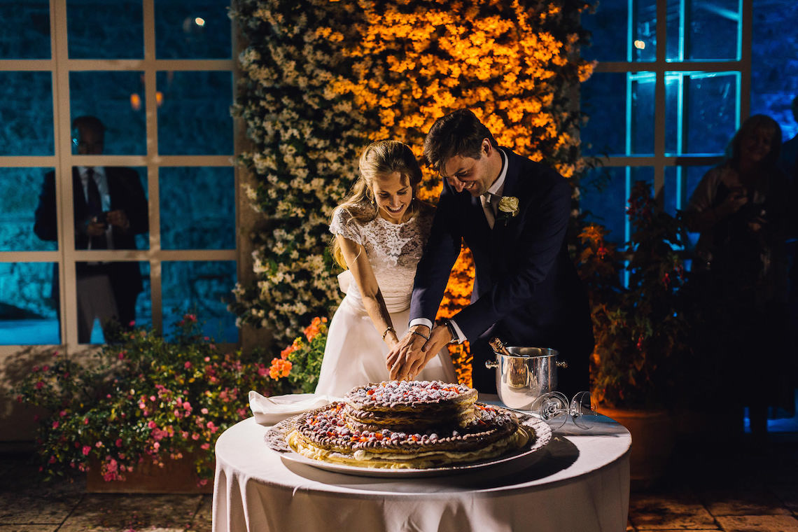 Luxurious Destination Wedding in Tuscany by Stefano Santucci 49