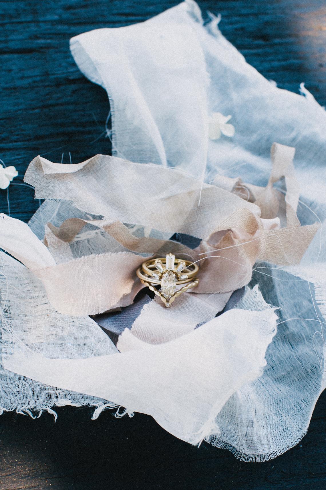 Modern Farmhouse Wedding Inspiration by Alexandra Wallace and A Lovely Creative 13