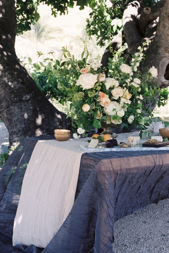 Modern Farmhouse Wedding Inspiration by Alexandra Wallace and A Lovely Creative 38