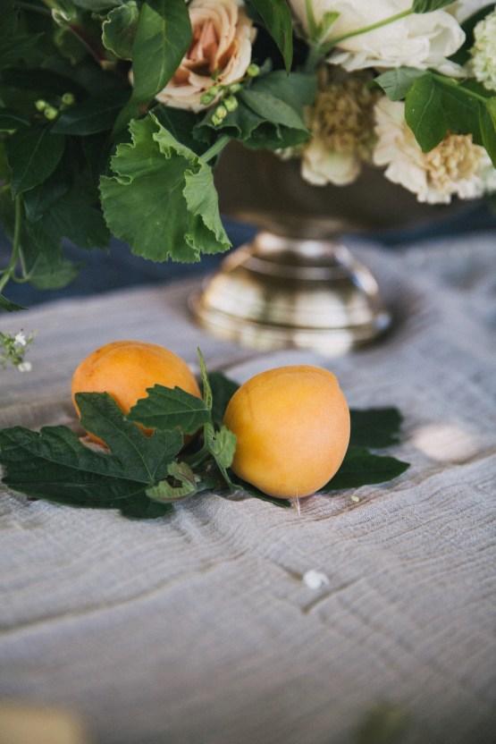 Modern Farmhouse Wedding Inspiration by Alexandra Wallace and A Lovely Creative 48