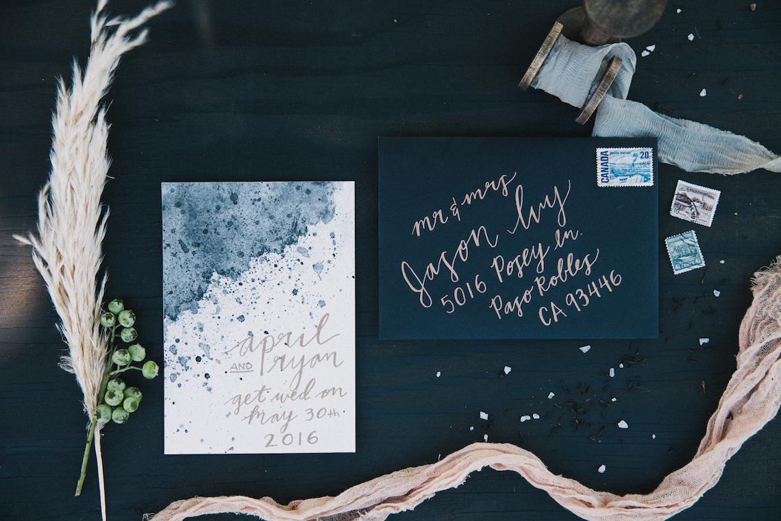 Modern Farmhouse Wedding Inspiration by Alexandra Wallace and A Lovely Creative 52