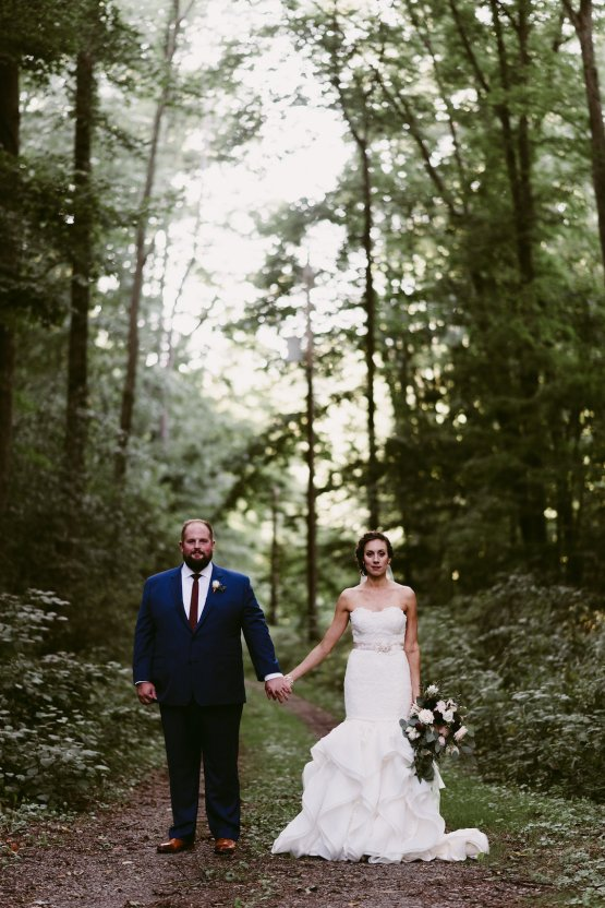 Rustic & Intimate Wedding by Suzuran Photography and Oak & Honey Events 34