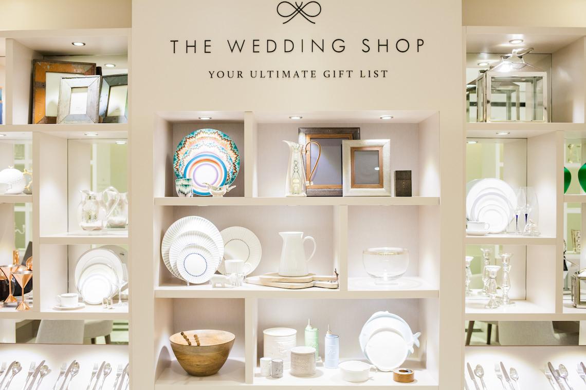 The Wedding Shop Showroom 16