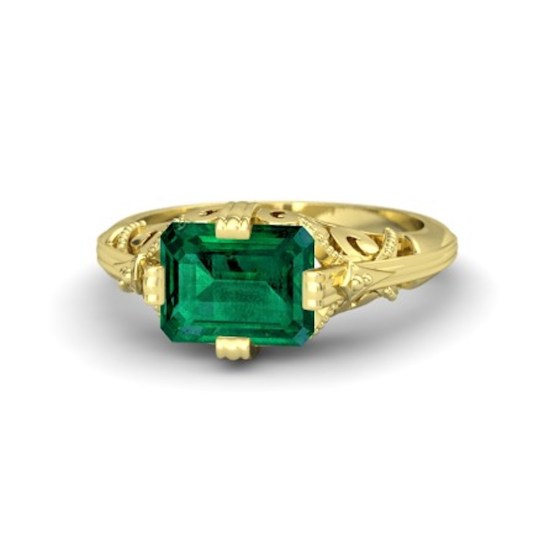 emerald-emerald-18k-yellow-gold-ring