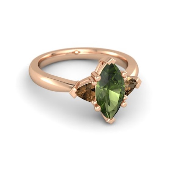 marquise-green-tourmaline-14k-rose-gold-ring-with-smoky-quartz