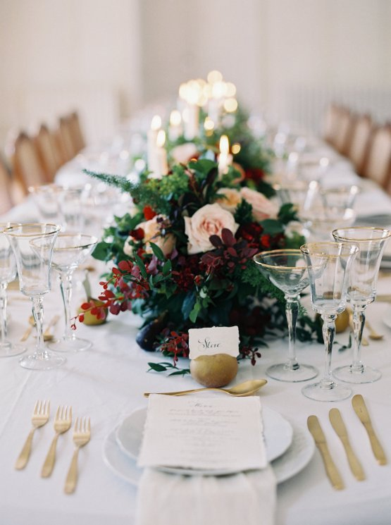 Beautiful & Intimate Fine Art Wedding by Laura Gordon Photography 65