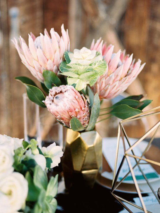 Contemporary Winter Wedding Inspiration by Rachel Havel and Bluebird Productions 30