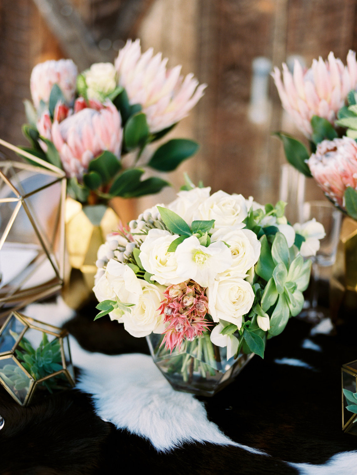 Contemporary Winter Wedding Inspiration by Rachel Havel and Bluebird Productions 32