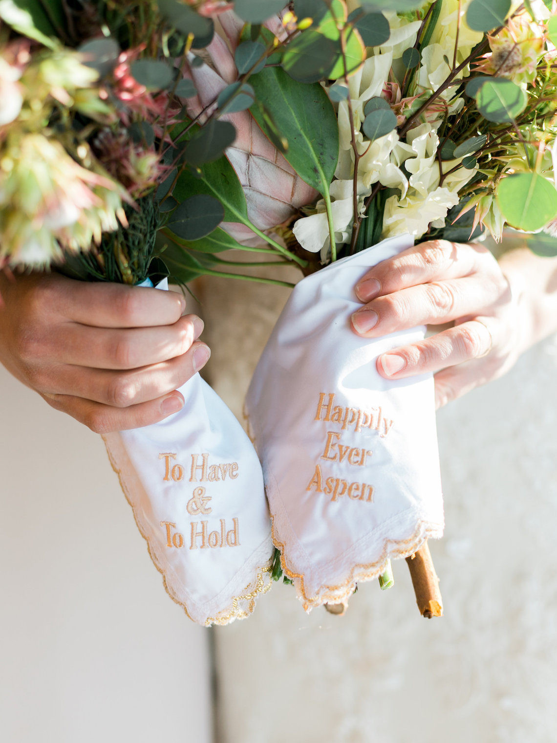 Contemporary Winter Wedding Inspiration by Rachel Havel and Bluebird Productions 4