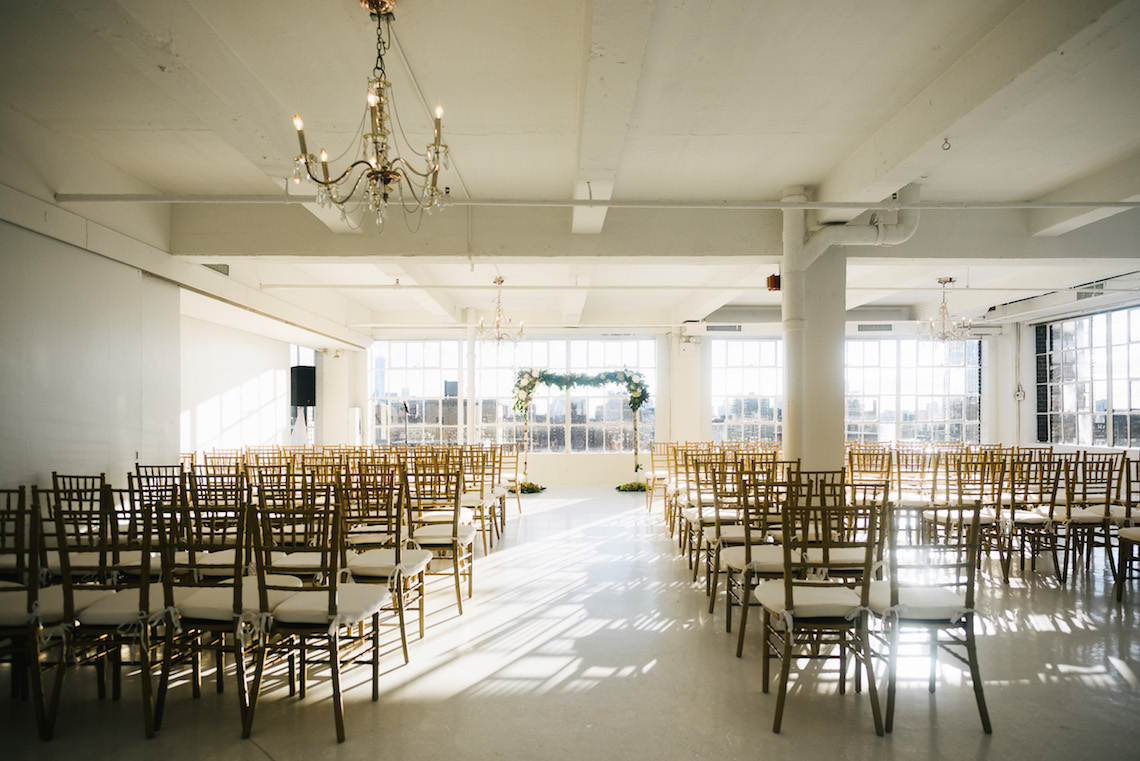 Cool Loft Wedding In New York by Chaz Cruz Photographers 15