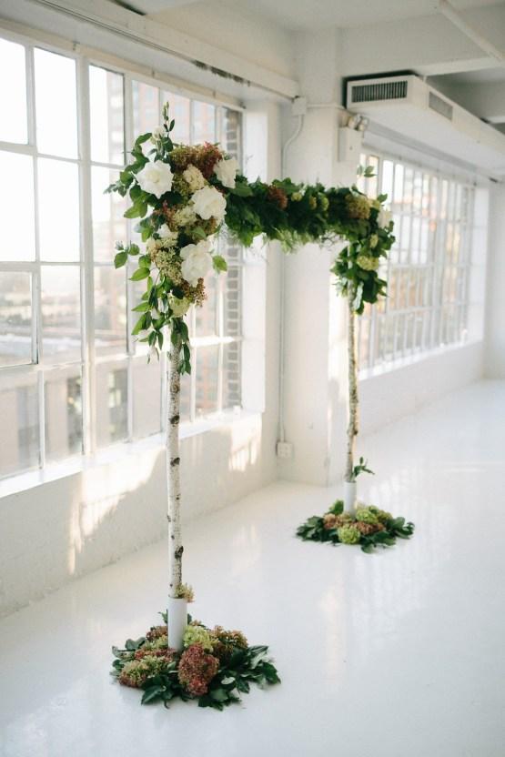 Cool Loft Wedding In New York by Chaz Cruz Photographers 16