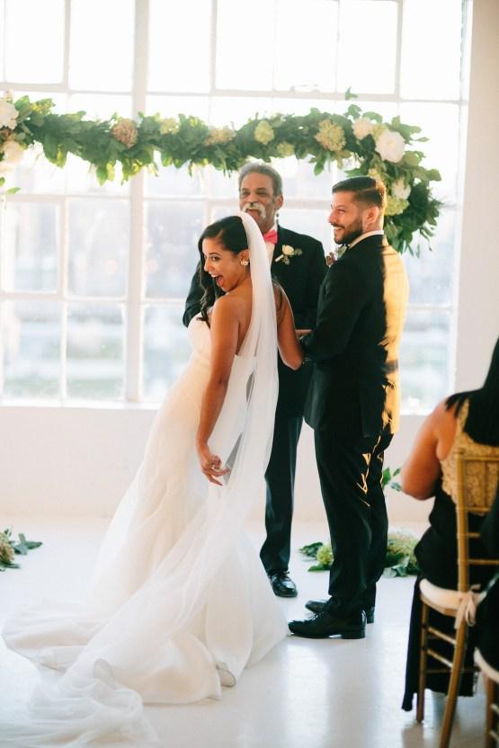 Cool Loft Wedding In New York by Chaz Cruz Photographers 54