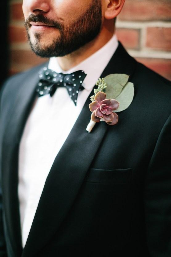 Cool Loft Wedding In New York by Chaz Cruz Photographers 7