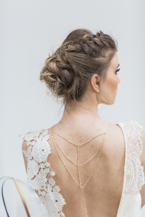 Cool Modern Wedding Inspiration by HeartShapedWeddings and Siobhan H Photography 49