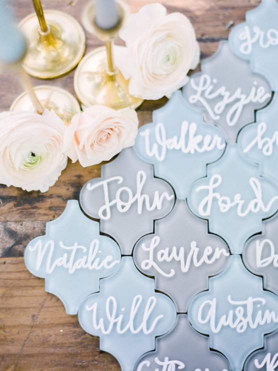Elegant Pastel Wedding Inspiration by Christy Wilson Photography 16