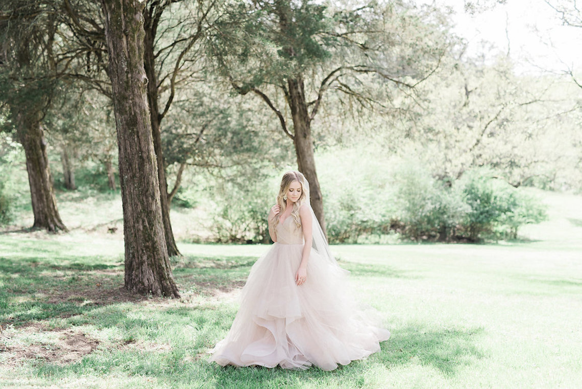 Elegant Pastel Wedding Inspiration by Christy Wilson Photography 22