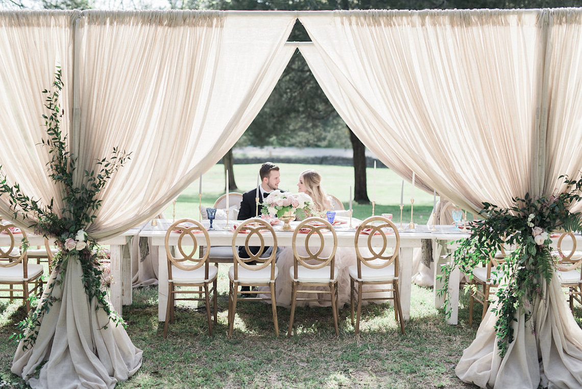 Elegant Pastel Wedding Inspiration by Christy Wilson Photography 23