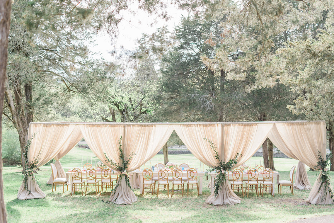 Elegant Pastel Wedding Inspiration by Christy Wilson Photography 27