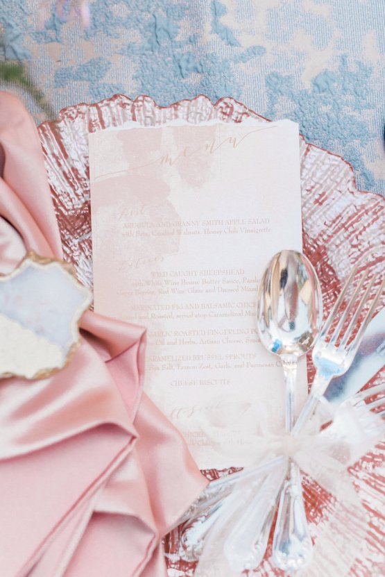 Elegant Pastel Wedding Inspiration by Christy Wilson Photography 30